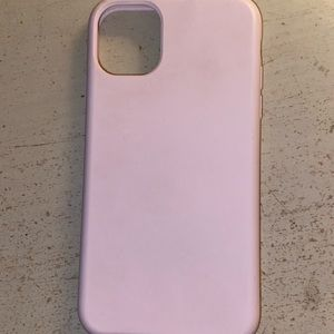 Light pink iPhone 11 case